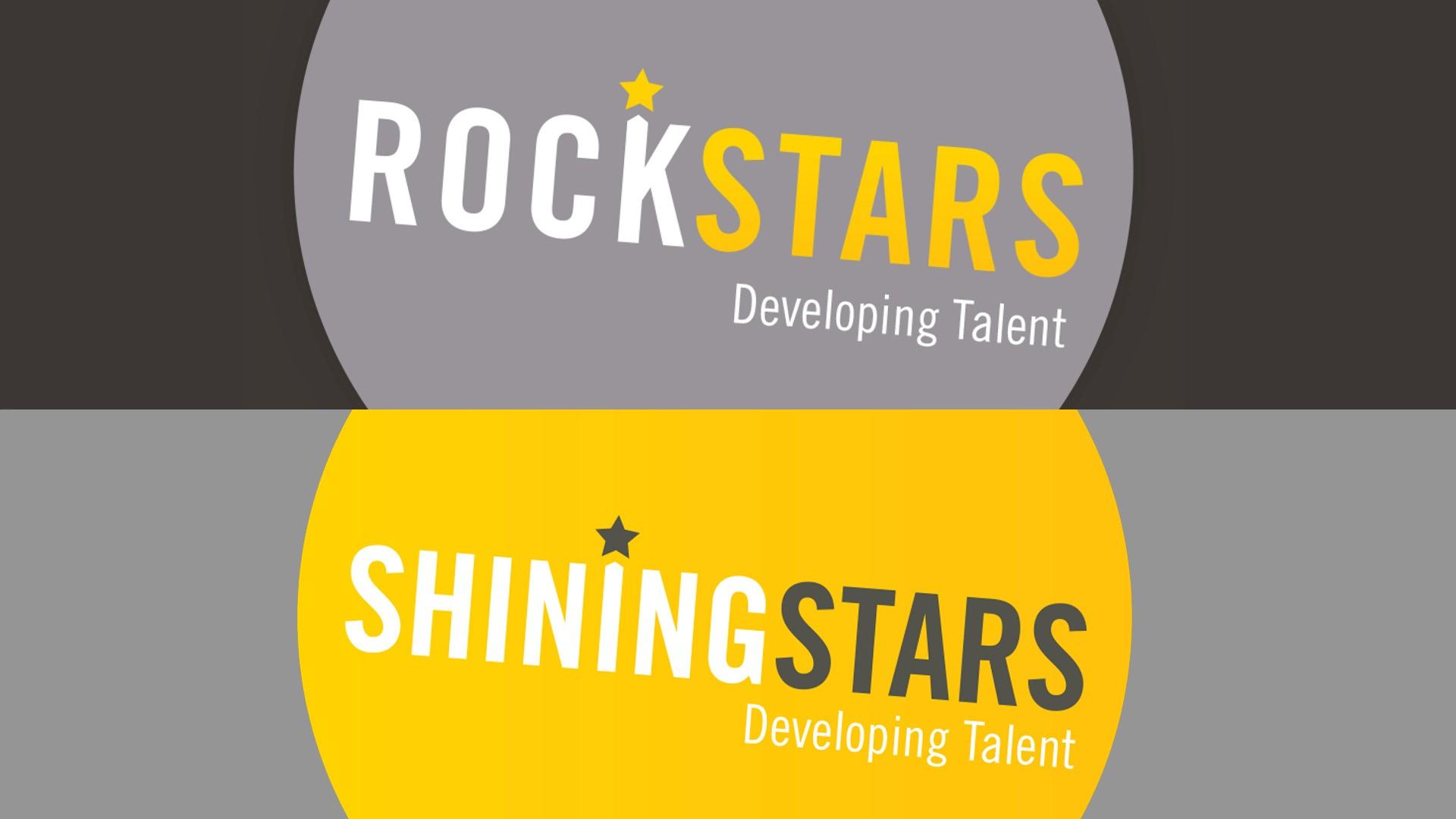 Shining Stars and Rockstars