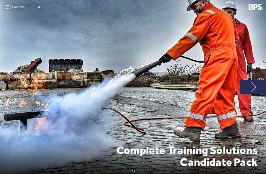 men-with-hoses-orange-hazard-suits